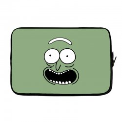 rick and morty pickle Laptop sleeve | Artistshot