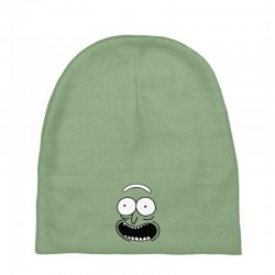 rick and morty pickle Baby Beanies | Artistshot