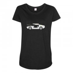back to the future Maternity Scoop Neck T-shirt | Artistshot