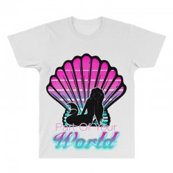 part of your world All Over Men's T-shirt | Artistshot