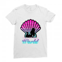 part of your world Ladies Fitted T-Shirt | Artistshot