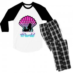 part of your world Men's 3/4 Sleeve Pajama Set | Artistshot
