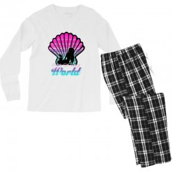 part of your world Men's Long Sleeve Pajama Set | Artistshot