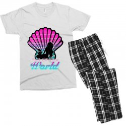 part of your world Men's T-shirt Pajama Set | Artistshot