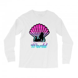 part of your world Long Sleeve Shirts | Artistshot