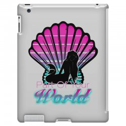 part of your world iPad 3 and 4 Case | Artistshot