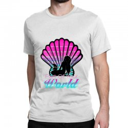 part of your world Classic T-shirt | Artistshot
