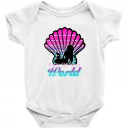 part of your world Baby Bodysuit | Artistshot