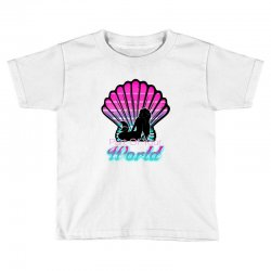 part of your world Toddler T-shirt | Artistshot