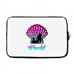 part of your world Laptop sleeve | Artistshot