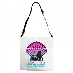part of your world Adjustable Strap Totes | Artistshot