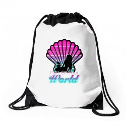 part of your world Drawstring Bags | Artistshot