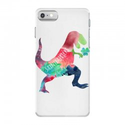 saint patricks t rex iPhone 7 Case | Artistshot