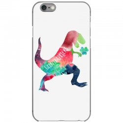 saint patricks t rex iPhone 6/6s Case | Artistshot