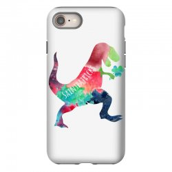 saint patricks t rex iPhone 8 Case | Artistshot