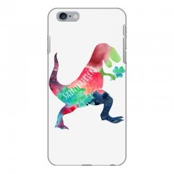 saint patricks t rex iPhone 6 Plus/6s Plus Case | Artistshot