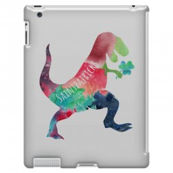 saint patricks t rex iPad 3 and 4 Case | Artistshot