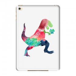 saint patricks t rex iPad Mini 4 Case | Artistshot