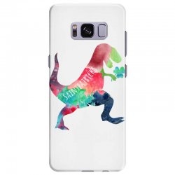 saint patricks t rex Samsung Galaxy S8 Plus Case | Artistshot