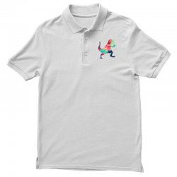saint patricks t rex Polo Shirt | Artistshot