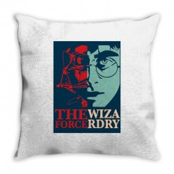 harry potter and star wars Throw Pillow | Artistshot