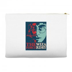 harry potter and star wars Accessory Pouches | Artistshot
