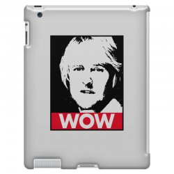 owen wilson wow iPad 3 and 4 Case | Artistshot