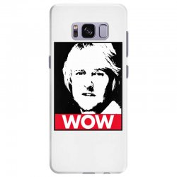owen wilson wow Samsung Galaxy S8 Plus Case | Artistshot