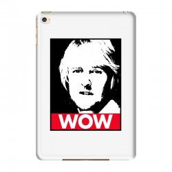 owen wilson wow iPad Mini 4 Case | Artistshot