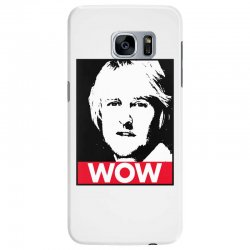 owen wilson wow Samsung Galaxy S7 Edge Case | Artistshot