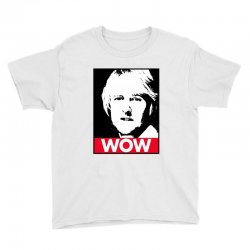 owen wilson wow Youth Tee | Artistshot