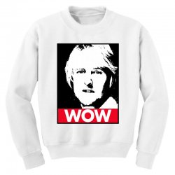 owen wilson wow Youth Sweatshirt | Artistshot