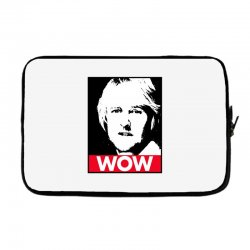 owen wilson wow Laptop sleeve | Artistshot