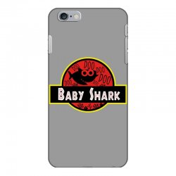baby shark jurassic park parody iPhone 6 Plus/6s Plus Case | Artistshot
