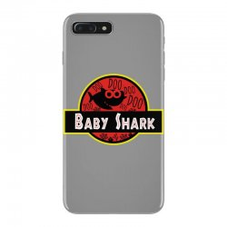 baby shark jurassic park parody iPhone 7 Plus Case | Artistshot