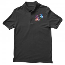 wall e and eve watercolor Polo Shirt | Artistshot