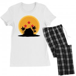 kame house for light Women's Pajamas Set | Artistshot