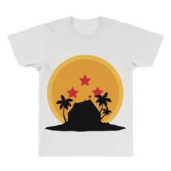 kame house for light All Over Men's T-shirt | Artistshot