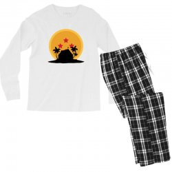 kame house for light Men's Long Sleeve Pajama Set | Artistshot