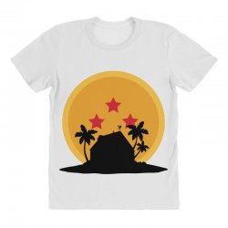 kame house for light All Over Women's T-shirt | Artistshot