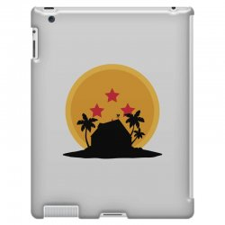 kame house for light iPad 3 and 4 Case | Artistshot