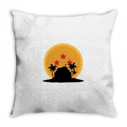kame house for light Throw Pillow | Artistshot
