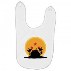 kame house for light Baby Bibs | Artistshot