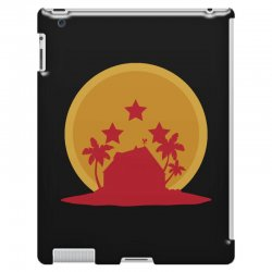 kame house for dark iPad 3 and 4 Case | Artistshot