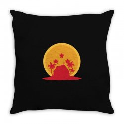 kame house for dark Throw Pillow | Artistshot