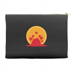 kame house for dark Accessory Pouches | Artistshot