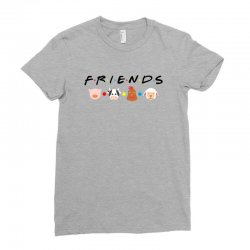 friends animal for light Ladies Fitted T-Shirt | Artistshot