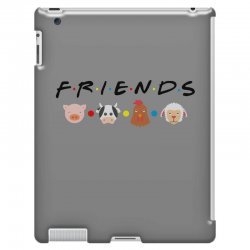 friends animal for light iPad 3 and 4 Case | Artistshot