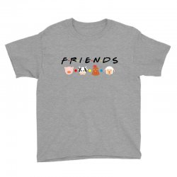 friends animal for light Youth Tee | Artistshot
