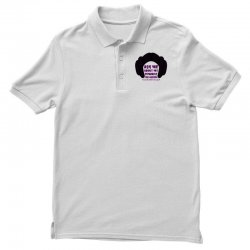 ask me about my feminist fan agenda looking for leia Polo Shirt | Artistshot